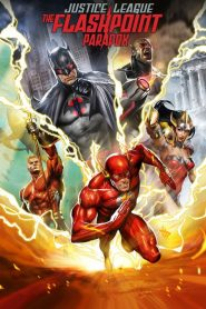مترجم Justice League: The Flashpoint Paradox مشاهدة فيلم 2013